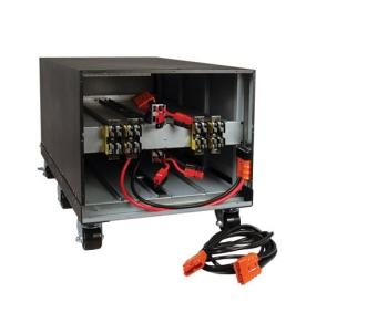 Tripp Lite External Battery Frame for SmartOnline 20kVA & 30kVA 3-Phase UPS Systems