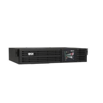Tripp Lite SmartOnline 230V 1kVA 800W Double-Conversion UPS, 2U Rack/Tower, Extended Run