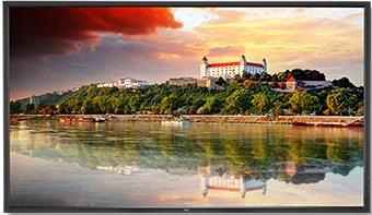 "NEC X841UHD-2 84"" LED Backlit Ultra High Definition Professional Grade Display"