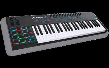 Alesis VI49 Advanced 49-Key USB-MIDI Controller Keyboard