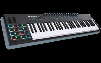 Alesis VI61 Advanced 61-Key USB-MIDI Controller Keyboard