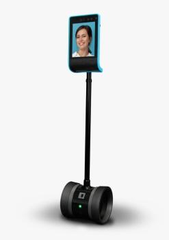 Double3Telepresence Robot with Charging Dock