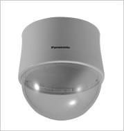 Panasonic Clear Dome Cover WV-CS5C