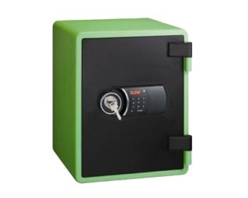 Eagle YES-031DK Digital and Key Lock Fire Resistant Safe