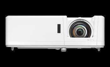 Optoma ZH406ST 4000 ANSI Lumens Compact High Brightness Short Throw Laser Projector